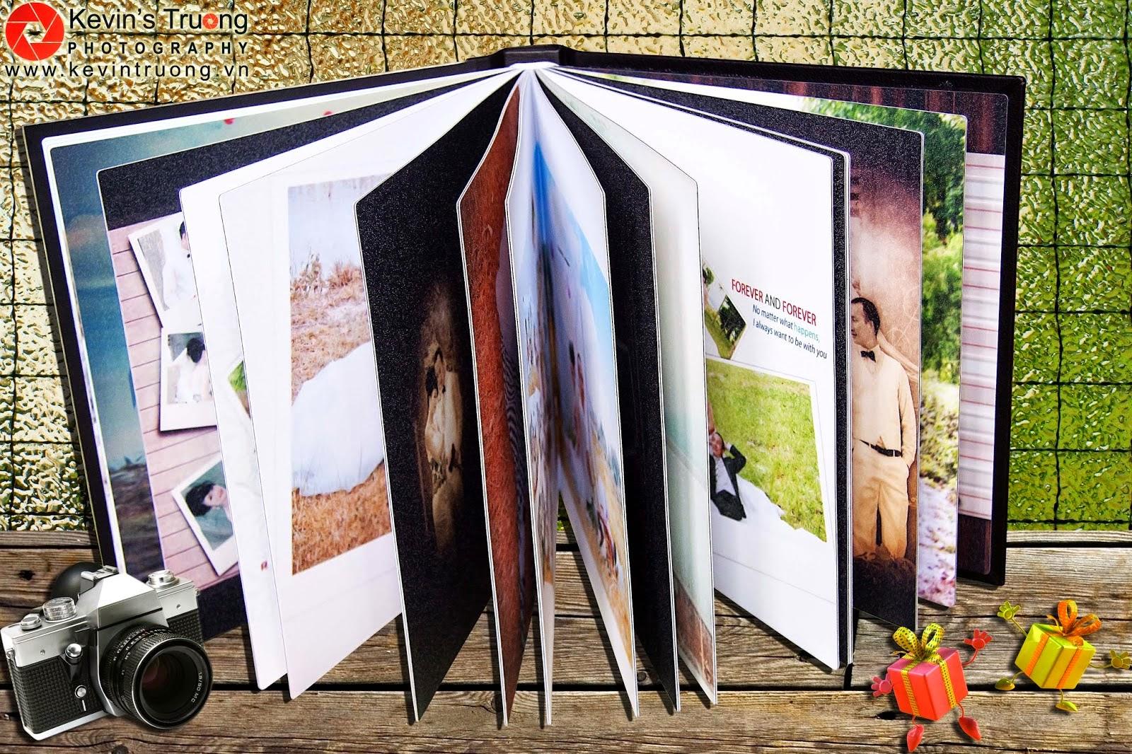 Gia Công-In Album Cát Kim Tuyến-Album 3D,Photobook,Ép gỗ các loại - 8