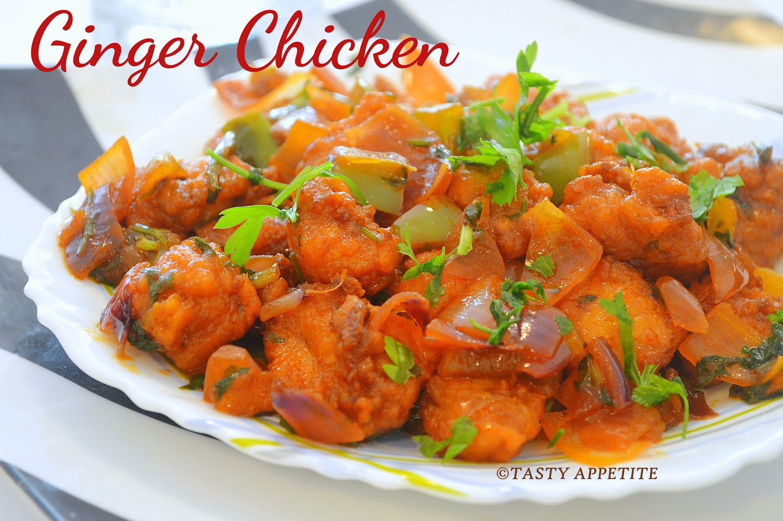 Ginger chicken recipe how to make ginger chicken indo chinese ginger chicken recipe how to make ginger chicken indo chinese chicken recipes forumfinder Images