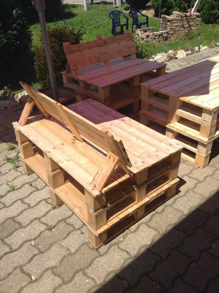 Jasmine DIY: Raklap kerti bútor