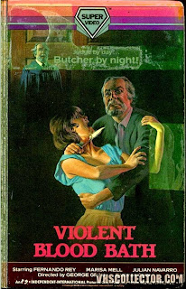 Violent Blood Bath 1973 Pena de muerte
