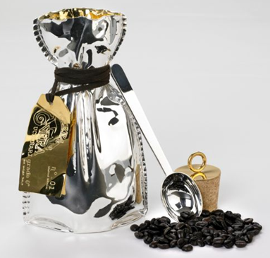 Packet of Terra Nera Kopi Luwak Coffee at Harrods