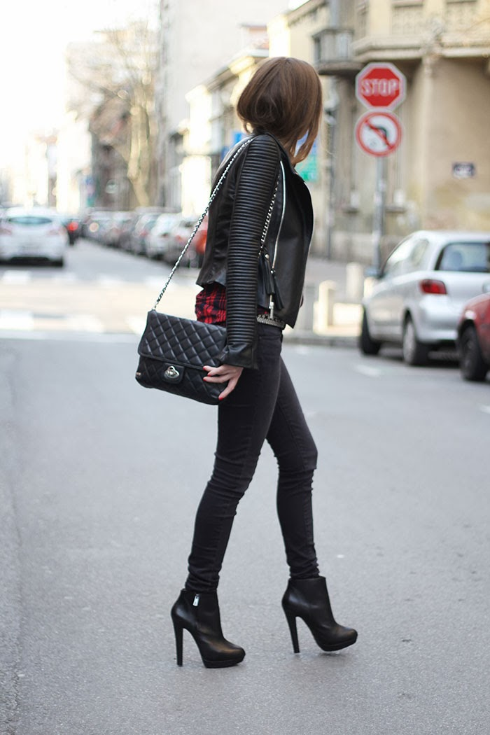 Fashion and style black thing Fashion and style vanja