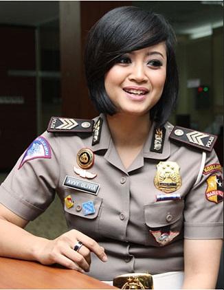 Foto Polwan Cantik Indonesia Terbaru Saat Ini