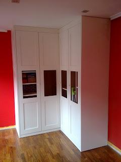 carpintero armario empotrado mueble decoracion diseo with armarios en esquina