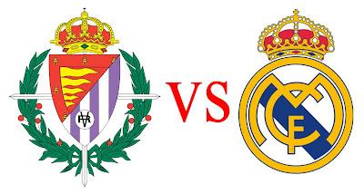 Prediksi Skor  Real Valladolid vs Real Madrid 09 Desember 2012