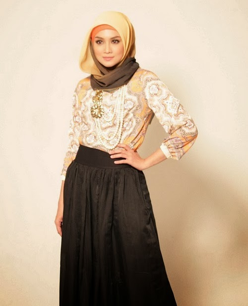 Trendy Hijab Styles For 2014 Hijab Fashion And Chic Style