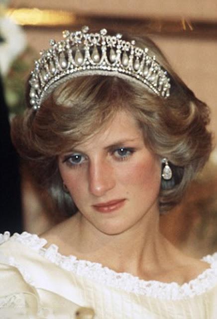 Royal Family Around The World Princess Diana 39 S Favourite