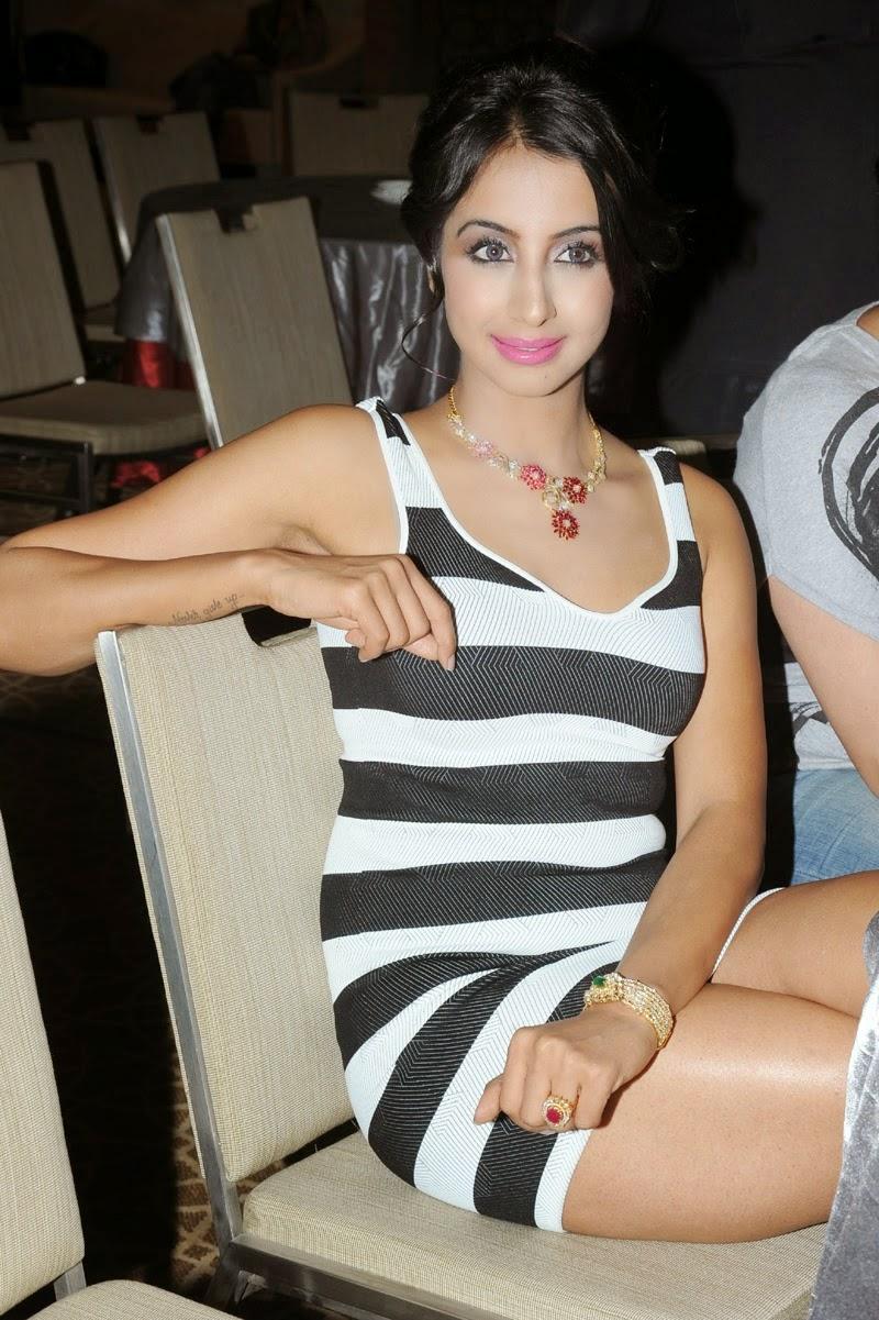 Sanjjana Latest Glamorous Photos