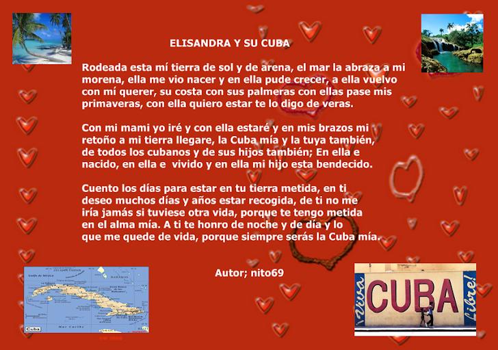 ELISANDRA Y SU CUBA