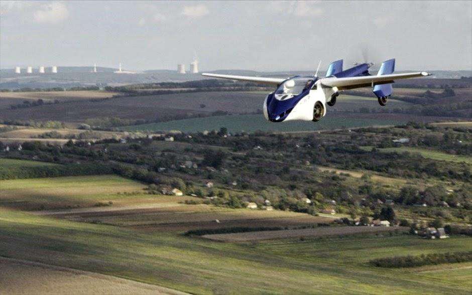 AeroMobil 3.0: Το πρώτο «ιπτάμενο αυτοκίνητο»
