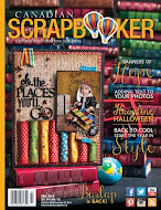 Canadian Scrapbooker Magazine