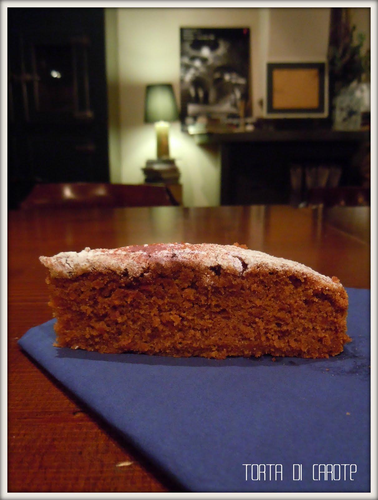 La migliore torta di carote al mondo parola di leila lindholm cucinopertescemo - Migliore cucina al mondo ...
