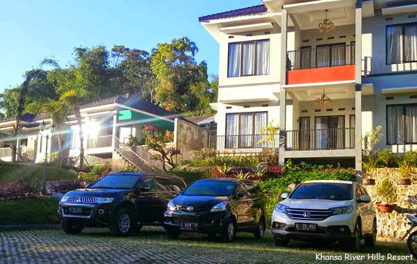 Khansa River Hills Resort, Cisarua - Puncak - Jawa Barat