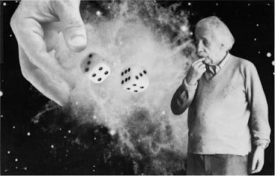 Ilustrasi Masakan Tuhan bermain dadu?