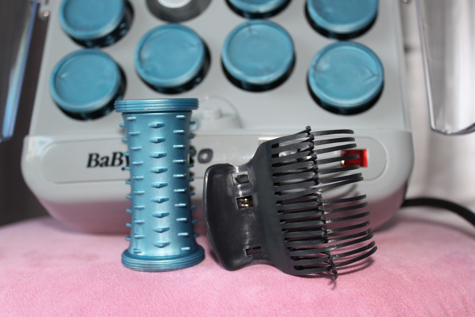 babyliss pro hot rollers instructions