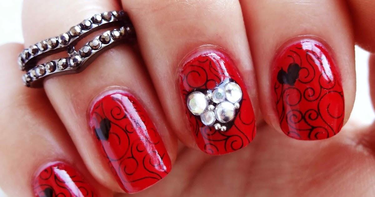 Gl Style Nail Swirl Art Kit : Lacquered lawyer nail art sinfully sweet