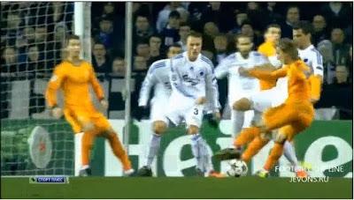 Cuplikan Video Copenhagen 0-2 Real Madrid