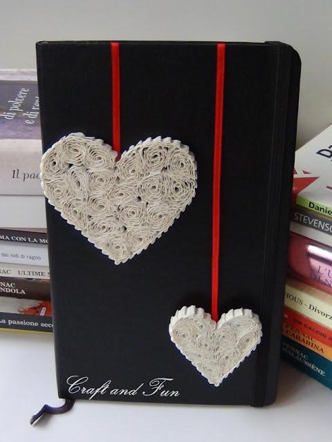 Riciclo Creativo Carta: San Valentino idee regalo per lei e lui