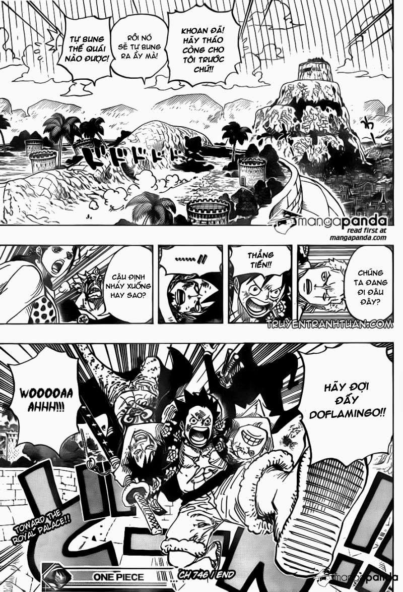 one piece truyentranhtuan com chap 746 trang 020, One Piece chap 746   NarutoSub
