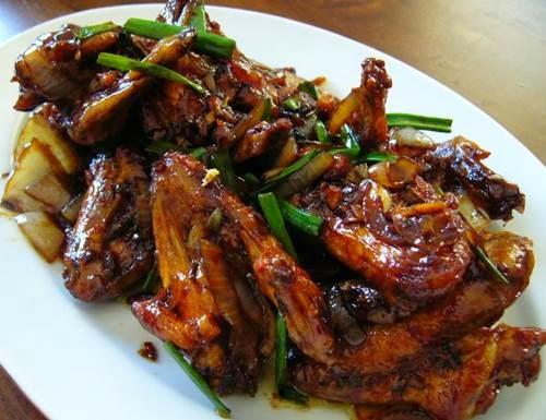 Resep Ayam Kecap Lezat Gurih