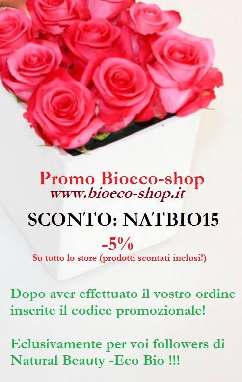 Sconto Bioeco shop