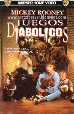 Juegos diabolicos (Silent Night, Deadly Night 5: The Toy Maker, 1991), Martin Kitrosser, Mickey Rooney