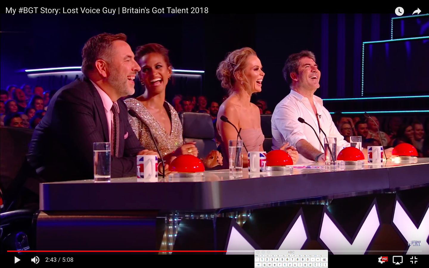 英國達人秀 Britain's Got Talent