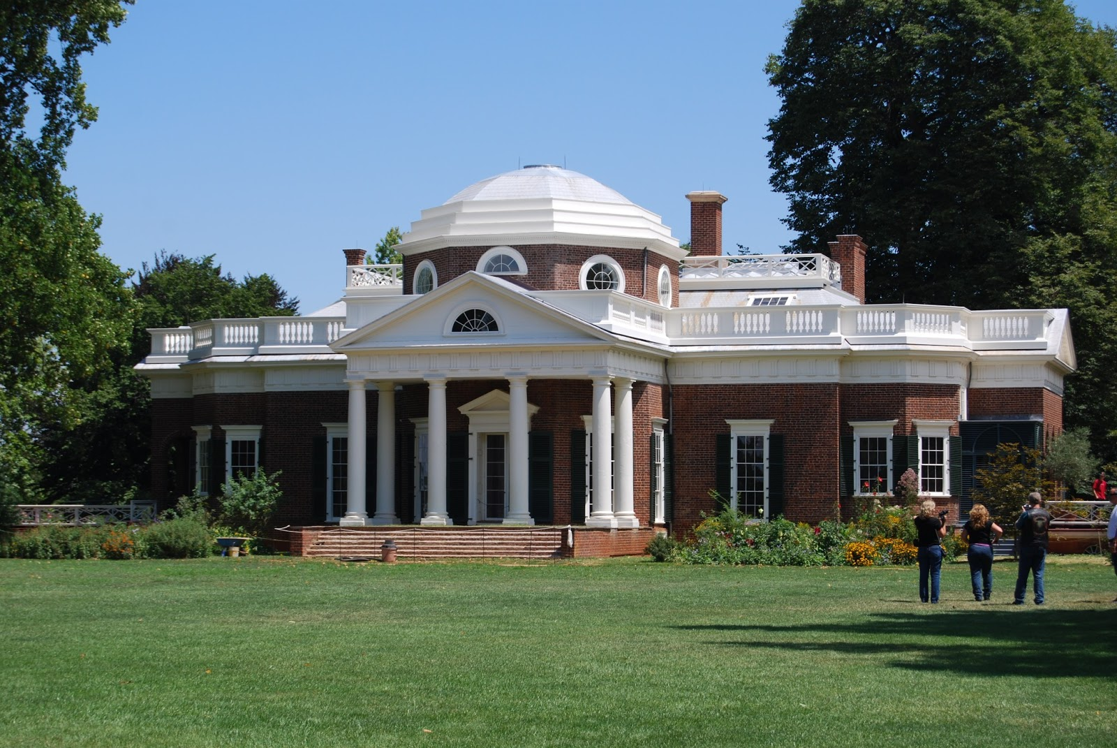Vote no 39 malley happy president 39 s day for Thomas jefferson house monticello