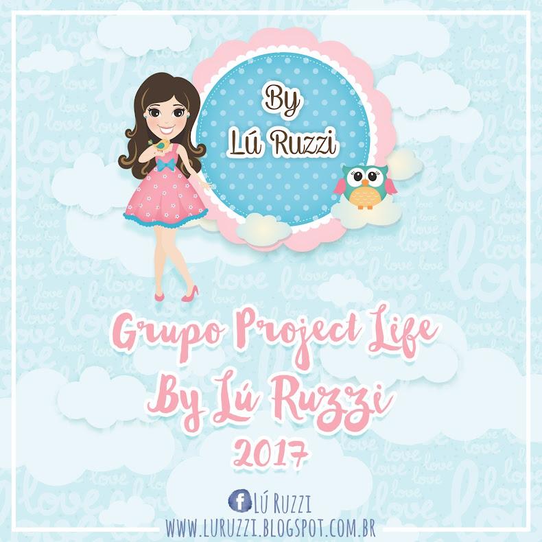 Grupo Project Life By Lú Ruzzi
