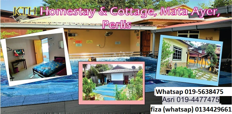 KTH Homestay & Cottage, Mata Ayer, Perlis