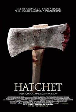 Chiếc Rìu - Hatchet (2006) Poster