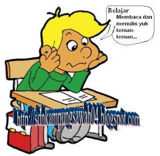 Materi Pembelajaran Membaca dan Menulis Permulaan, Pendidikan SD, SDN Medangasem III-Karawang