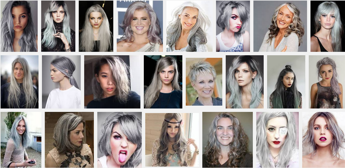 I'm 26 and, and I already have an established gray streak near by temple.  This is what I'm going to do about it