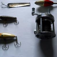 vintage gift fishing