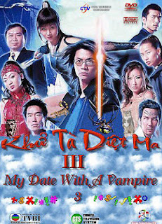 Phim Khử Tà Diệt Ma 3 - My Date With A Vampire 3 [Lồng Tiếng] Online