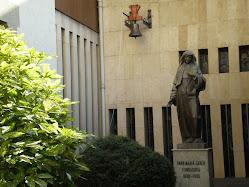 Patio de la Residencia Ana María Janer