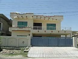 Pakistani New Home Designs Exterior Views