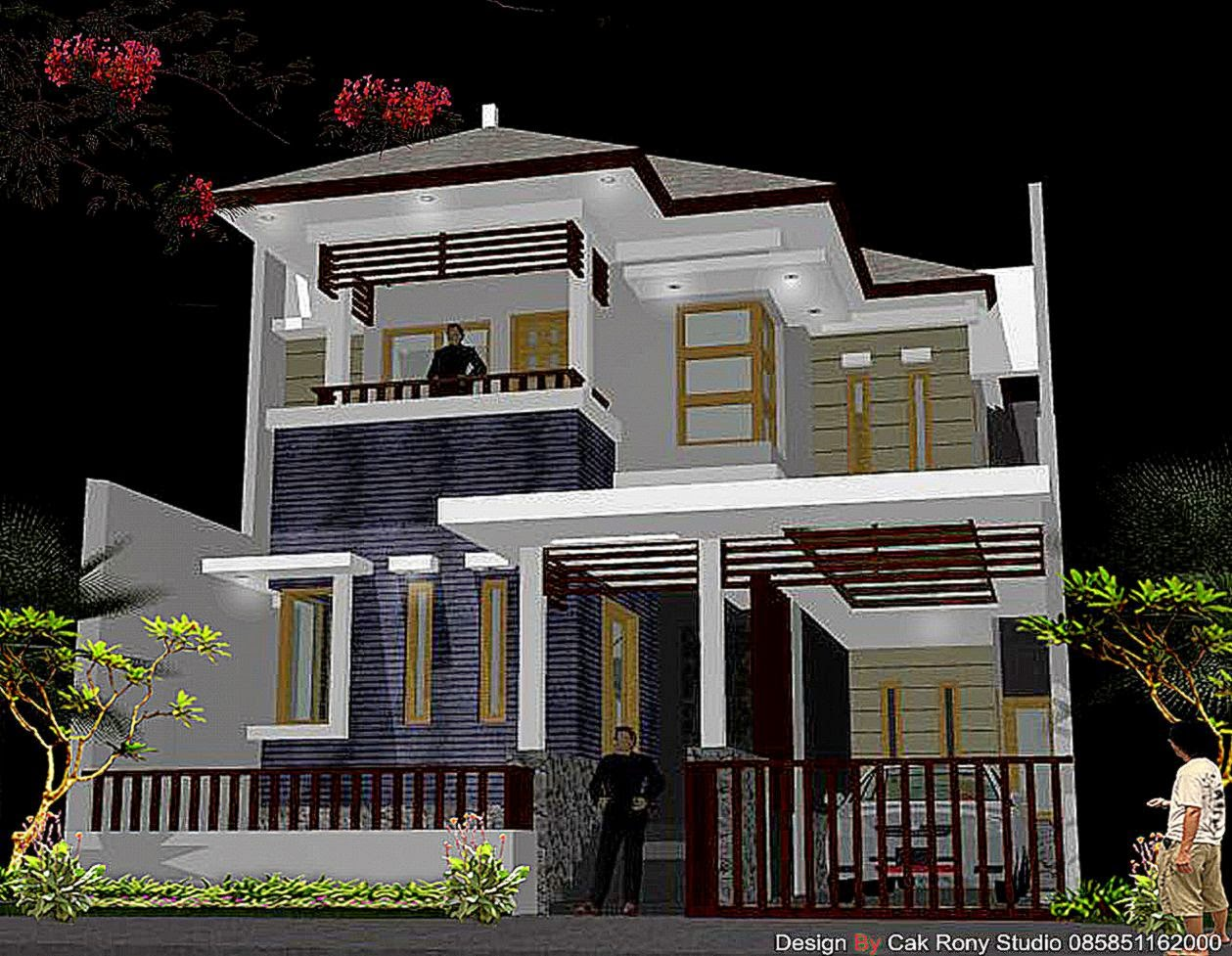 Contoh Rumah Minimalis Modern 10 X 6  Search Results  Desain