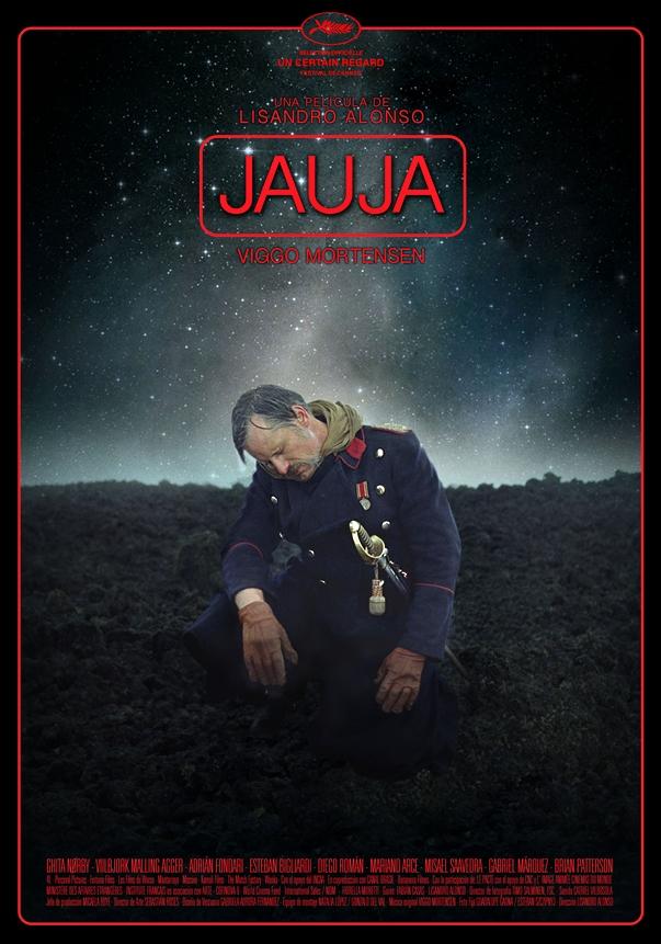 Póster Jauja, de Lisandro Alonso
