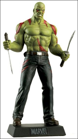 Drax The Destroyer Character Review - 3