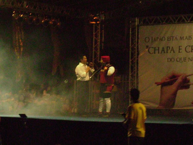 Concurso Cosplay - Jiraya