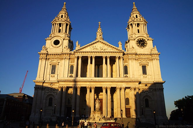 St.-Paul's-Cathedral-front-facade