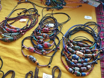WireBliss - Paiwanese Beads at BIBCO 2013