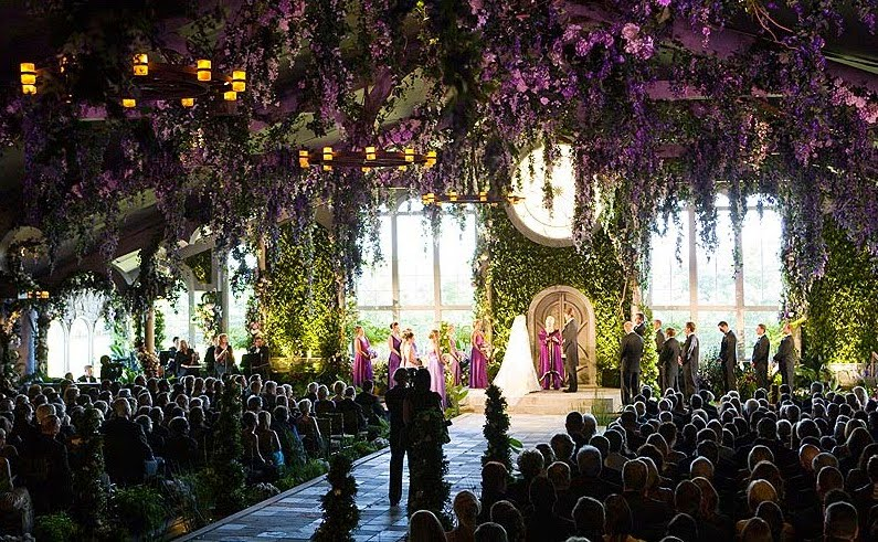 The cinderella project because every girl deserves a for Enchanted gardens wedding venue