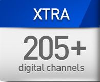 Xtra package for World fishing network directv