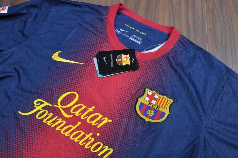 jersey barcelona home sip