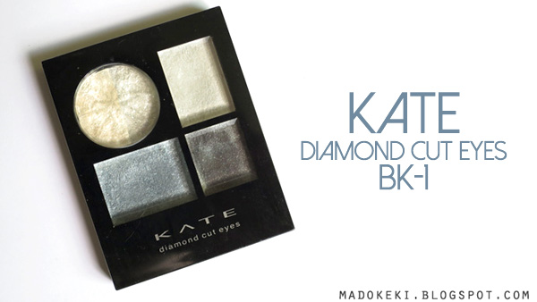 Kate Diamond Cut Eyes BK-1