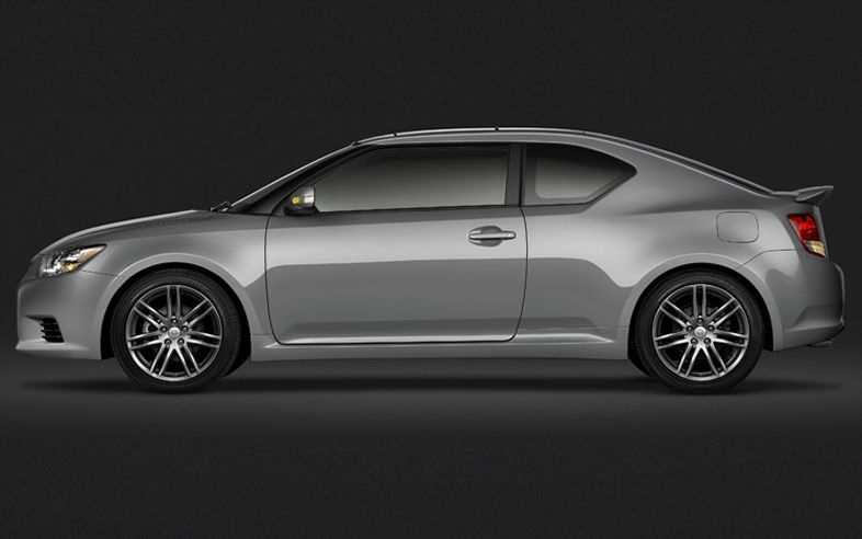 Cars Model 2012 2011 Scion Tc