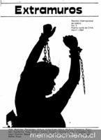 Portada histórica de la Revista Extramuros83