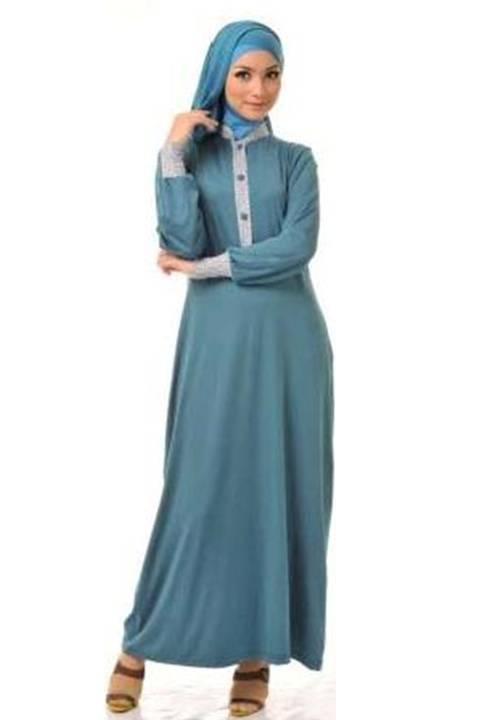 Desain Model Terbaru Baju Muslim Elzatta Untuk Lebaran